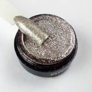 chrome mirror silver