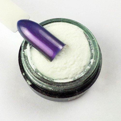 Chrome powder Indigo