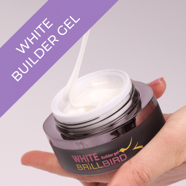 WHITE BUILDER GEL